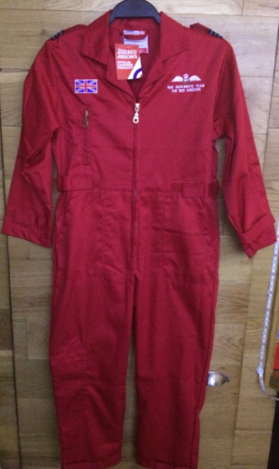 Children's Red Arrows Official Replica Flying Suit